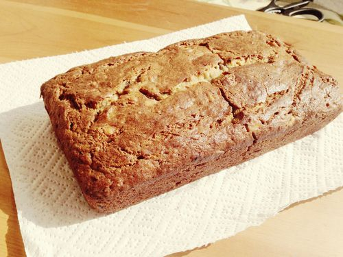 Banana bread 4