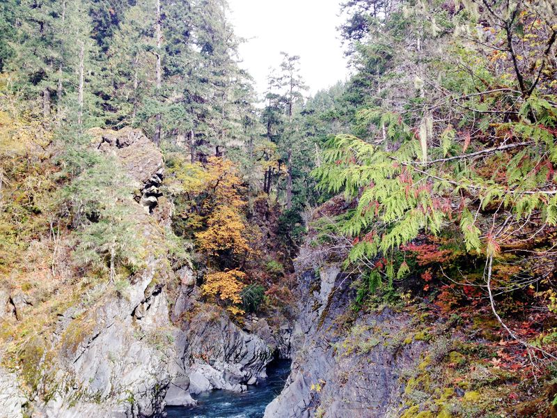 Elwha River in Washington
